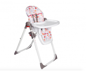 Terrific Red Kite Feed Me Deli Yummy High Chair Reviews Dailytribune Chair Design For Home Dailytribuneorg