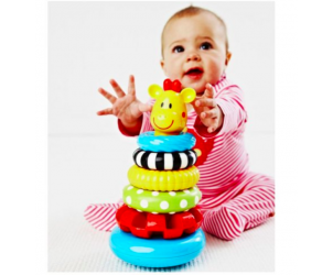 Sensory Stacking Rings