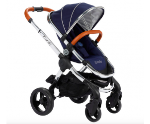 Peach Pushchair