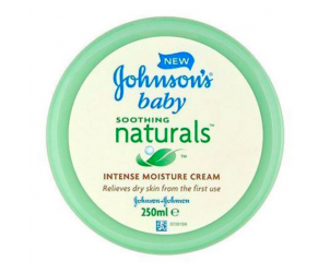 Baby Soothing Naturals Intense Moisture Cream