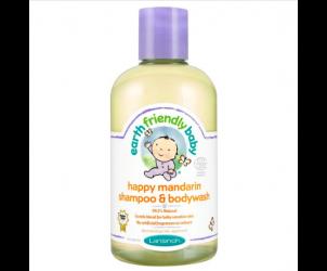 Happy Mandarin Shampoo & Body Wash