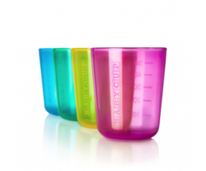 Multi-Coloured Cup