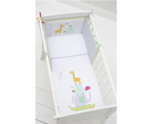 Babies R Us Jungle Friends Crib Set Reviews