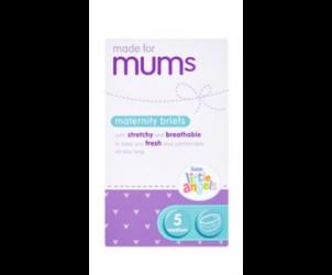 4ae9c0307cf ASDA Little Angels Made for Mums 5 Medium Maternity Briefs - Reviews