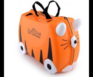 Tipu Tiger Suitcase