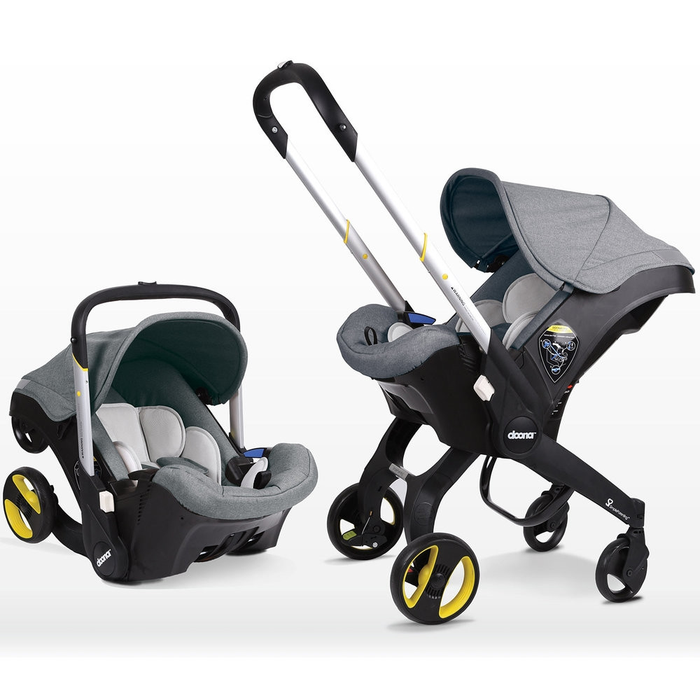 Doona Car Seat To Stroller - Reviews