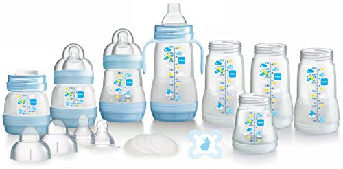 how to give baby bottle from start