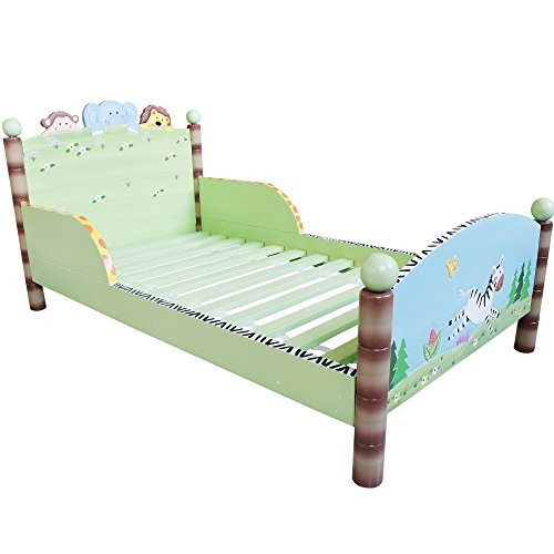 finest selection 5fb05 a6784 Fantasy Fields Dinosaur Toddlers Bed - Reviews