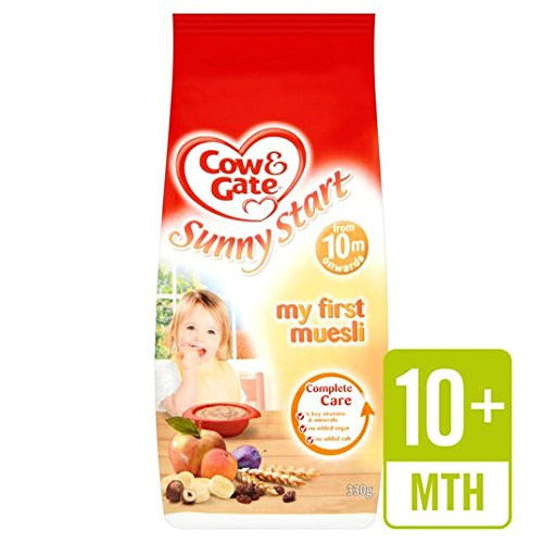 Cow Gate My First Muesli 10m Reviews