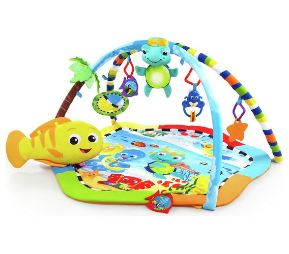 1029e6acf097 Baby Einstein Rhythm reef play gym - Reviews