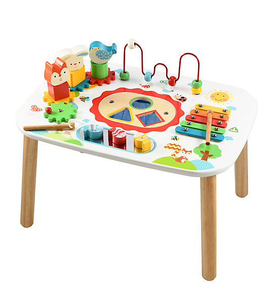 Early Learning Centre Wooden activity table - Reviews