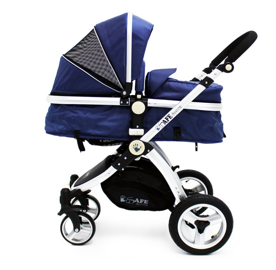 Isafe  In  Pram Travel System Reviews