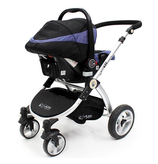Isafe Travel System Pram Amp Luxury Stroller 3 In 1 Reviews