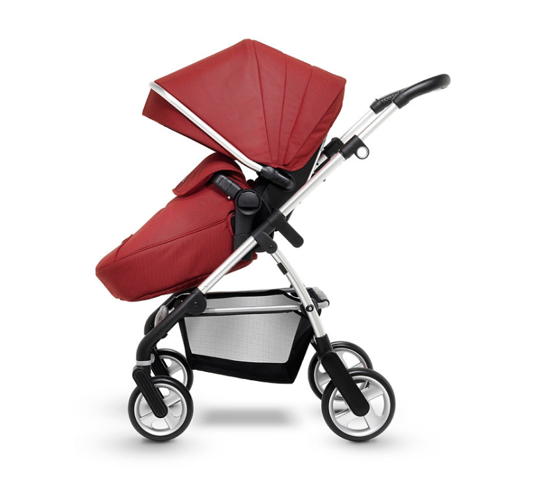 Silver Cross Pursuit Pram And Pushchair Reviews
