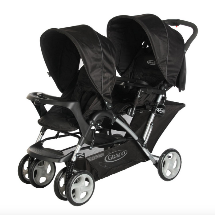 Graco Stadium Duo Double Pushchair Reviews