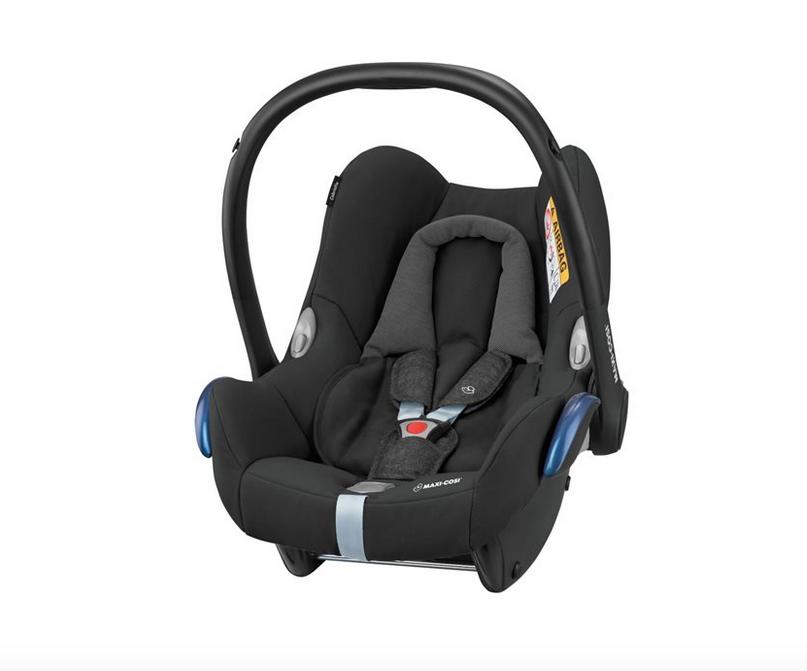 Sweaty Baby Car Seat