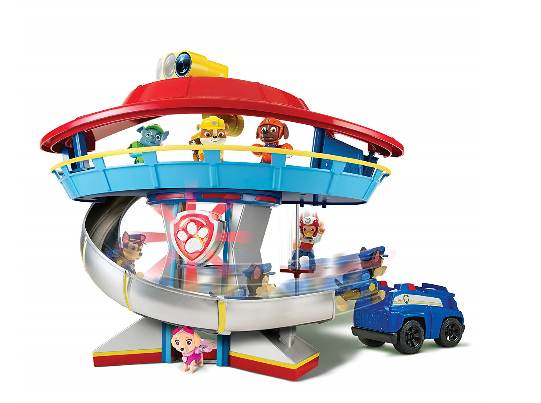 Paw Patrol Lookout Playset - Reviews