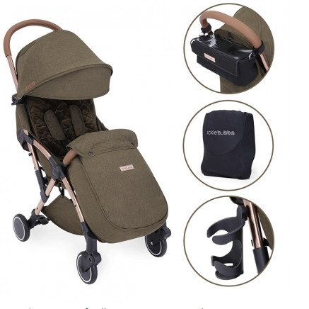 Ickle Bubba Globe Prime Pushchair Reviews