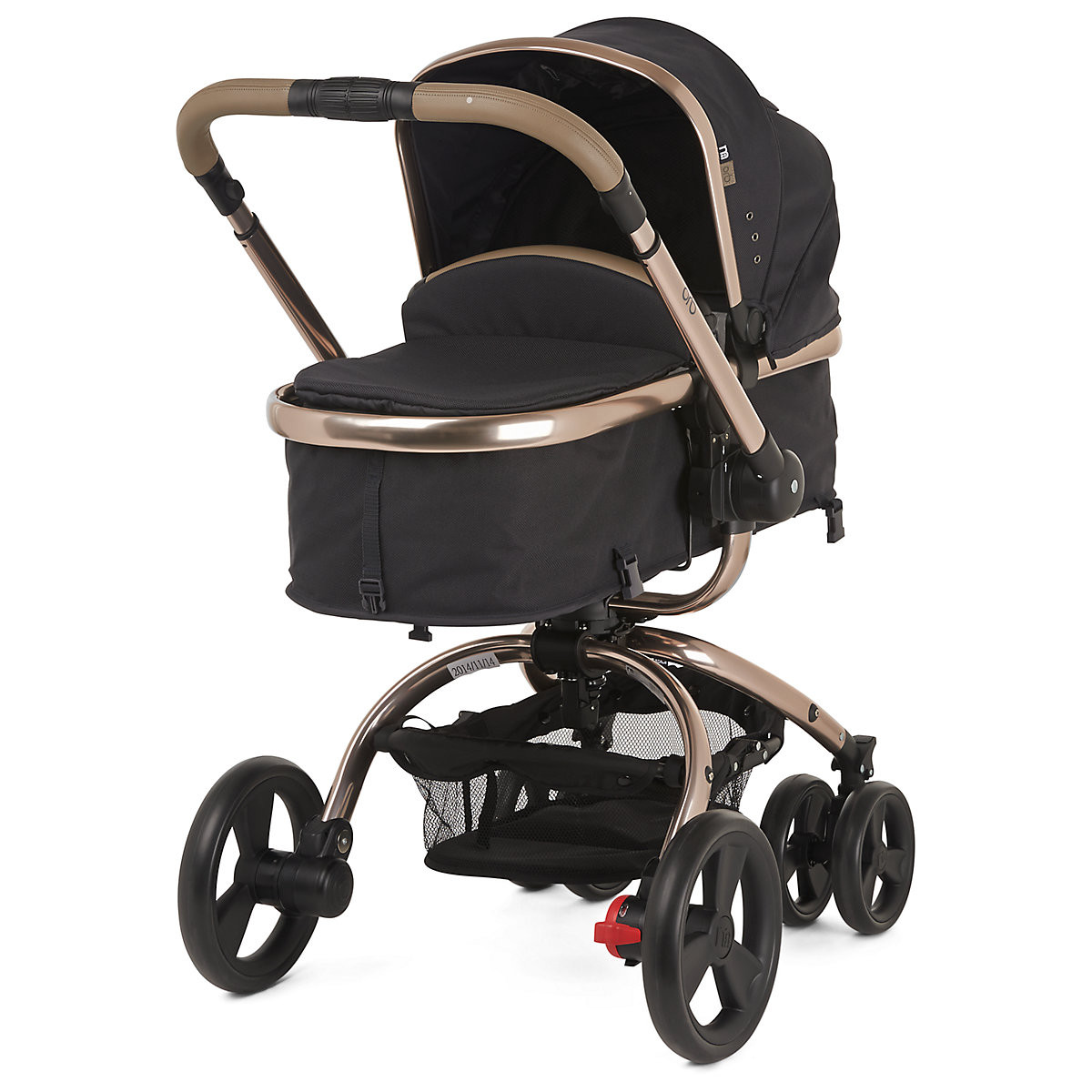 Fits Spin too Black Shopping Basket Mothercare Orb Pram Parts Pushchair