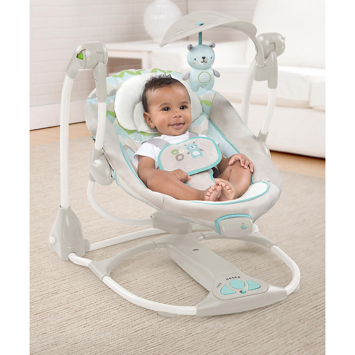 Ingenuity Convertme Swing 2 Seat Hamilton Reviews