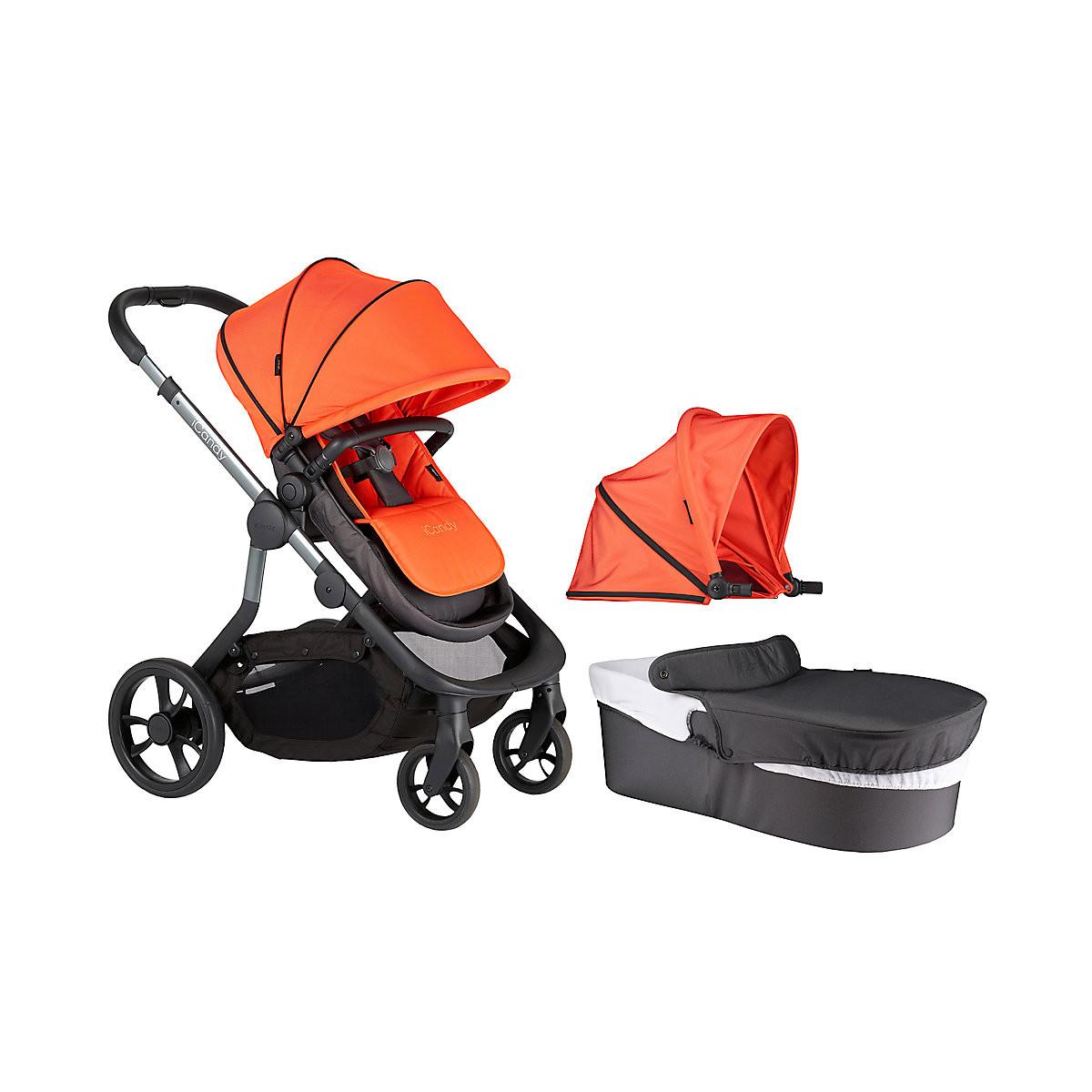 Icandy Orange Travel System Reviews