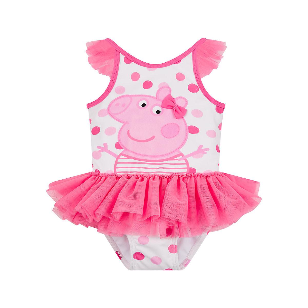 daf32b547f Peppa Pig Tutu swimsuit. Tutu swimsuit