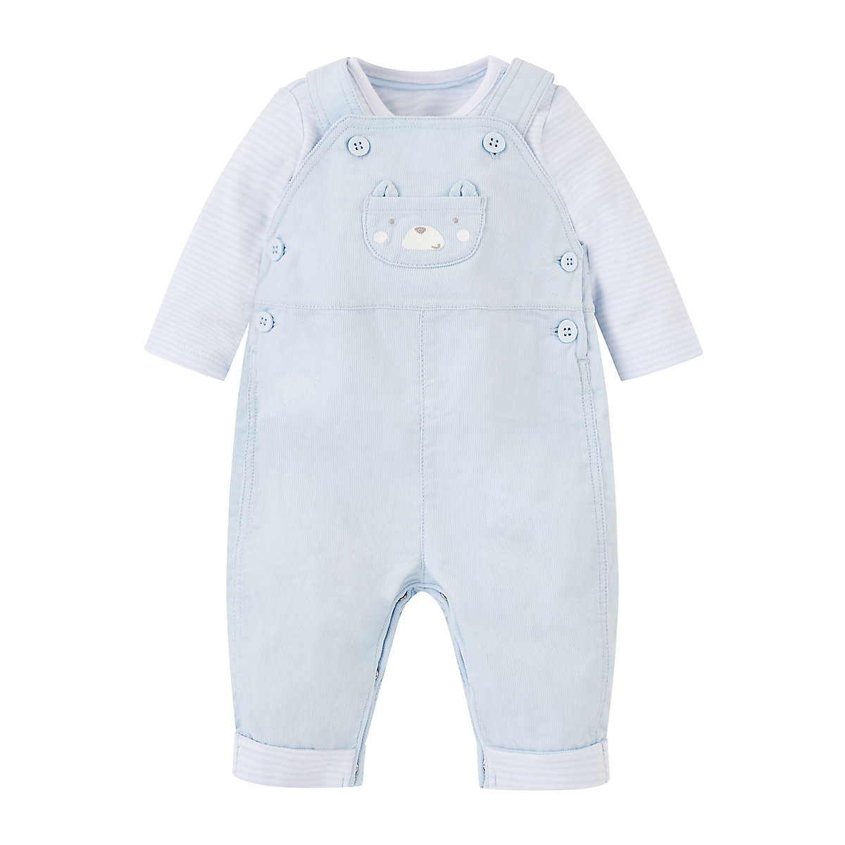 ce8ce8695 Mothercare Cord Dungarees and Bodysuit set - Reviews