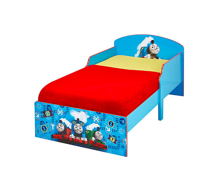 Hellohome Thomas Amp Friends Toddler Bed Reviews