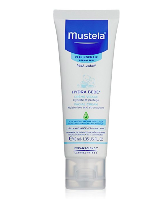 mustela hydra bebe face cream reviews