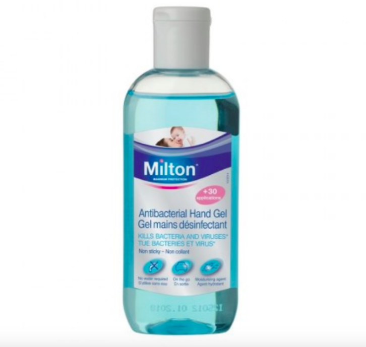Believe That Together 2 oz. Antibacterial Hand Sanitizer
