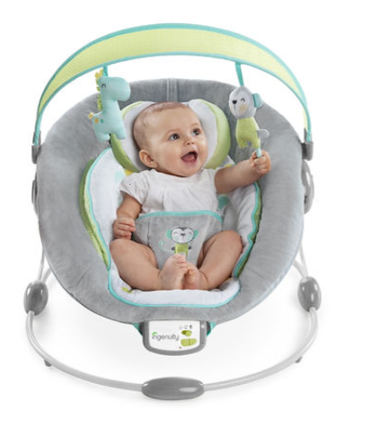 Babies R Us Ingenuity Savvy Safari Bouncer Reviews