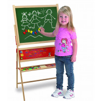 Eichhorn Magnetic Standing Board 43-piece