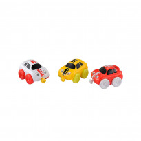 Whizz World Racing Car Magnetic Trio Set
