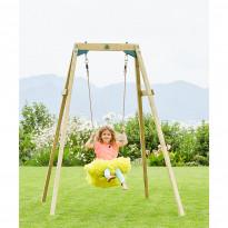 Wooden Single Swing