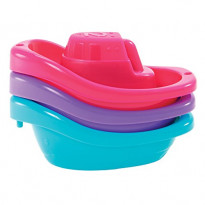 Little Boat Train Bath Toy