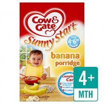 Multigrain banana porridge 7m+