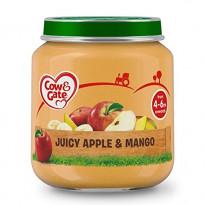 Apple and mango jar 4m+