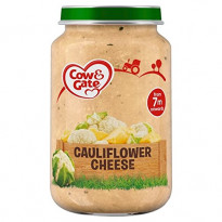 Creamy cauliflower cheese jar 7m+