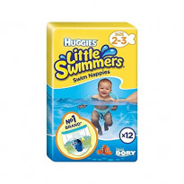 Little swimmers swim nappies size 2-3