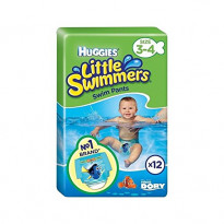 Little swimmers swim nappies size 3-4