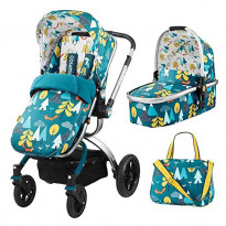 Ooba 3 in 1 Travel System
