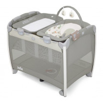 Travel Cot Excursion Change & Bounce