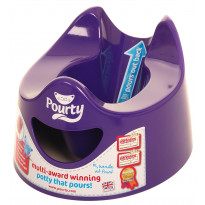 Easy-to-Pour Potty