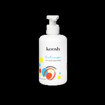 Organic-certified cleansing wash gel