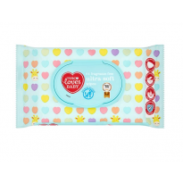 Fragrance free ultra soft wipes