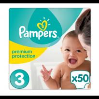 Nappies Premium Protection Size 3