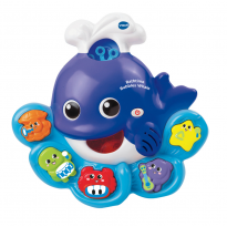 Bathtime Musical Bubbles Whale