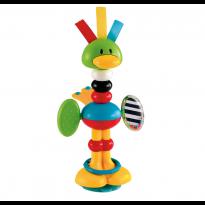 Bendy bird highchair toy