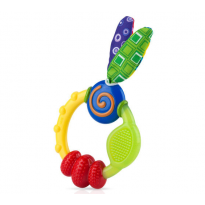 Wacky Teething Ring