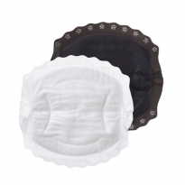 Natural touch breast pads